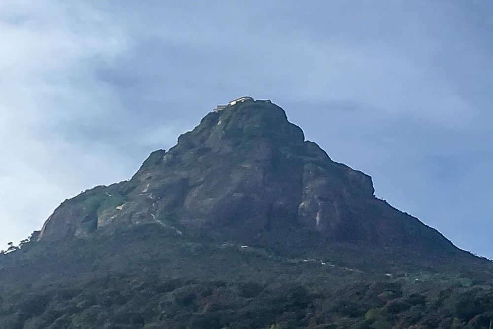 Пик Адама (Adam's Peak)