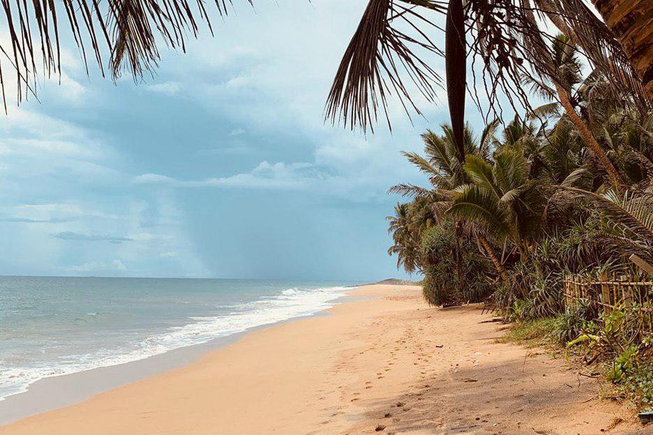 Пляж. Автор Fyodor