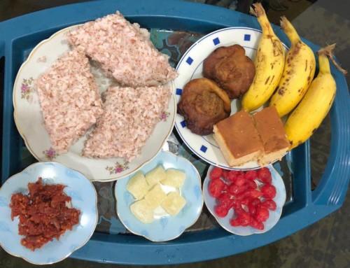 Национальный Новый Год (Алут Авуруду)