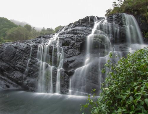 Водопады Шри-Ланки