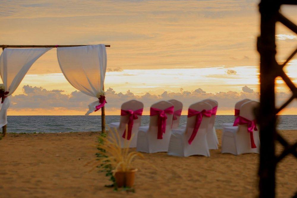 Свадьба в Шри-Ланке